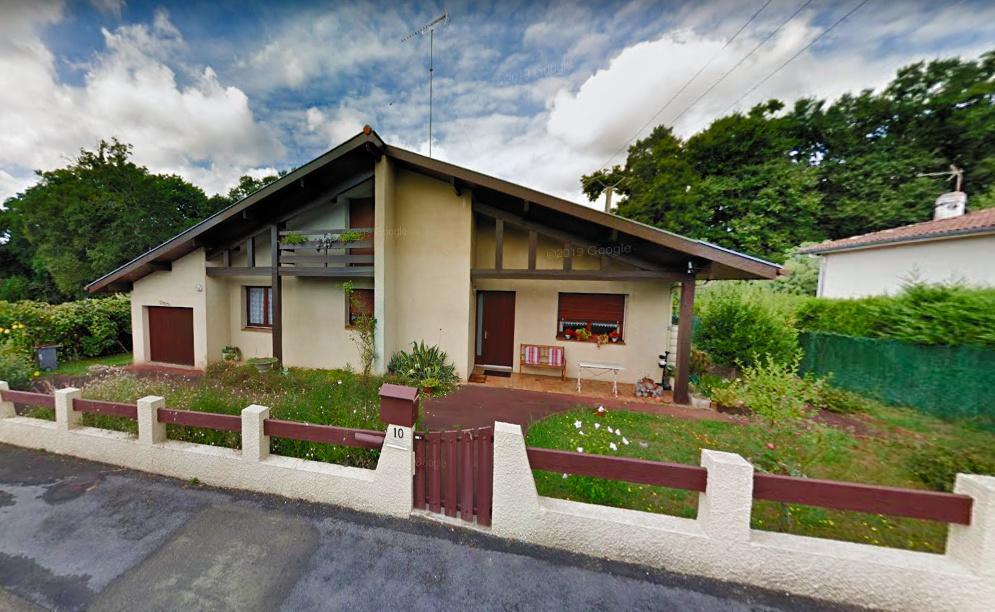 Saint Paul LES DAX - maison style Landais 140 m²  - 5 chambres
