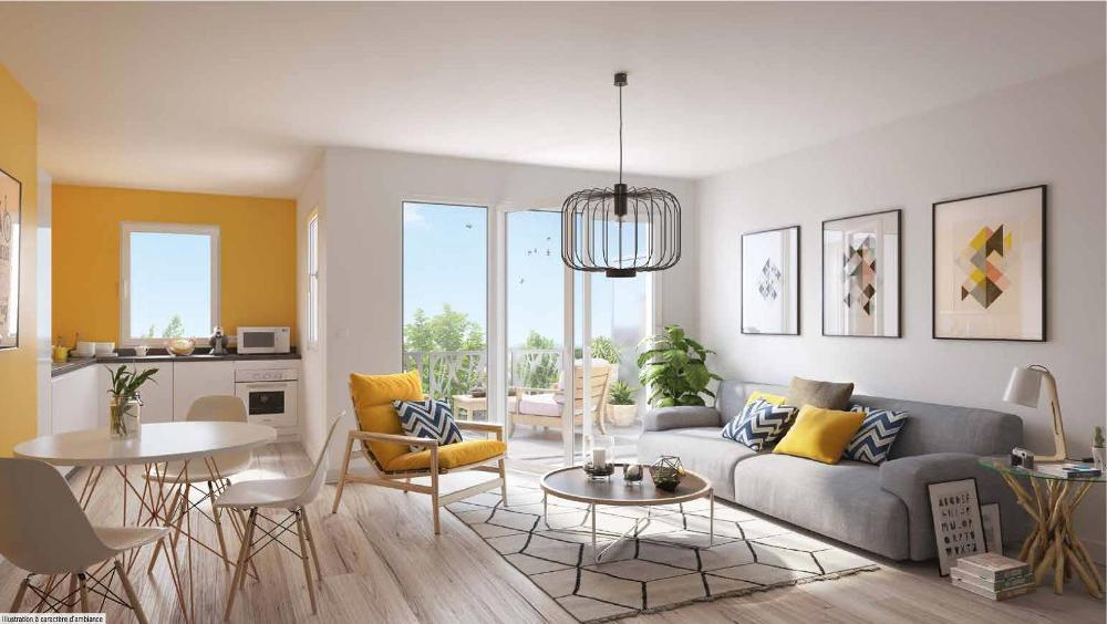 Appartement T3 - 65m2 - hauteurs de Bayonne