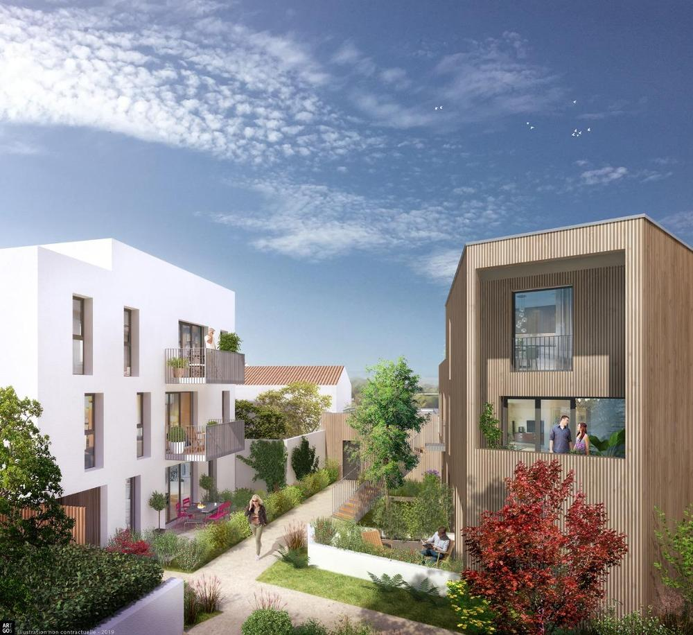 La Rochelle Vente Appartement 3 pièce(s)