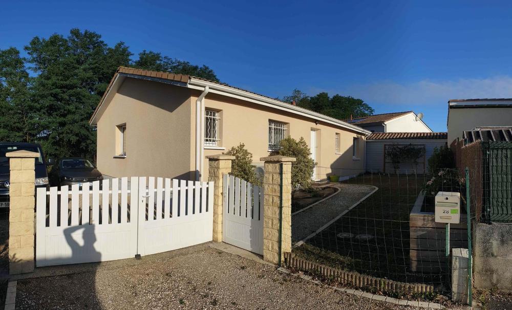 Saint-Paul-lès-Dax Vente Maison 4 pièce(s)