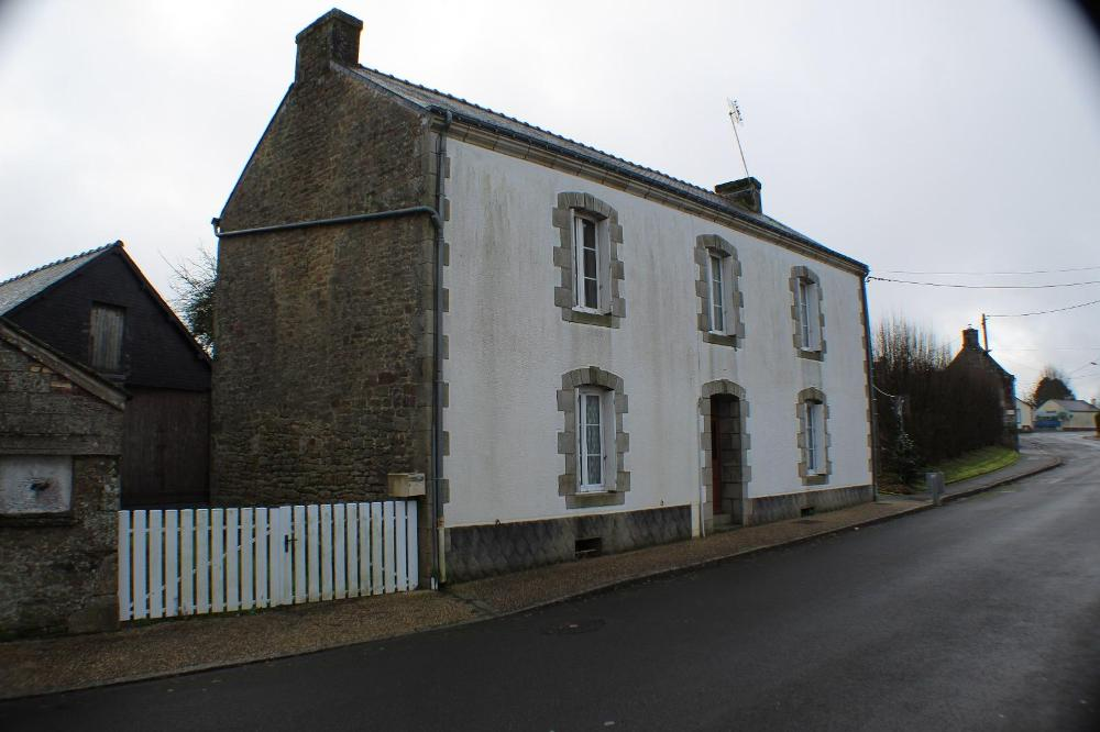 Plouray Vente Maison 4 pièce(s)