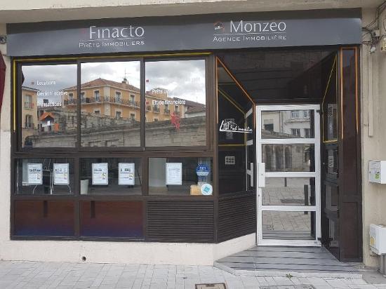 Agence immobilière Monzéo DAX - FONTAINE CHAUDE