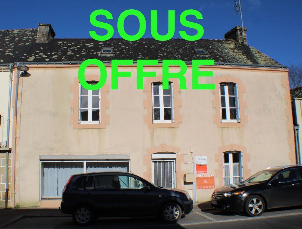 Plouray Vente Maison 7 pièce(s)