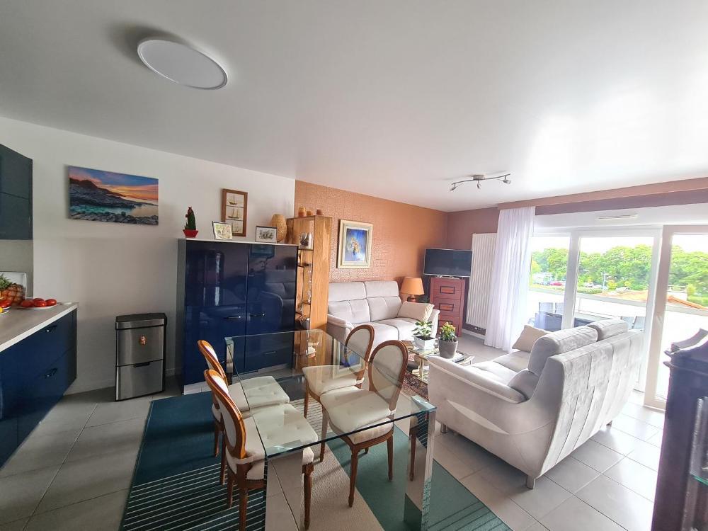 Anglet - Bel Appartement T4 80m² avec terrasse + parking
