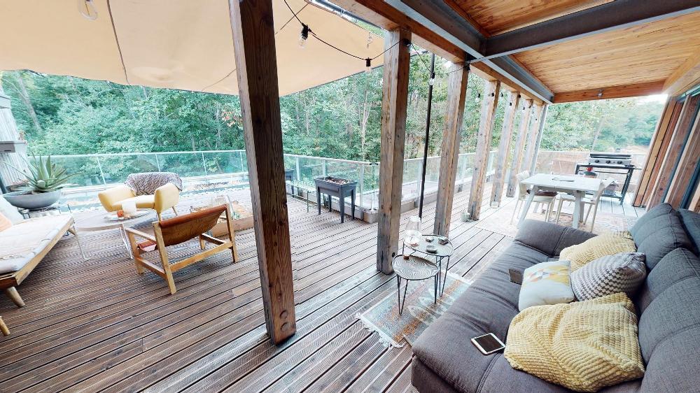 Appartement T4 avec terrasse de 75 m2