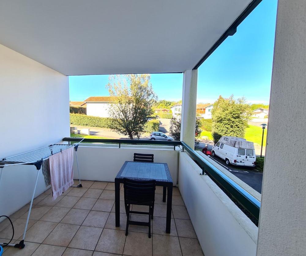 BOUCAU- Appartement T2 vendu loué