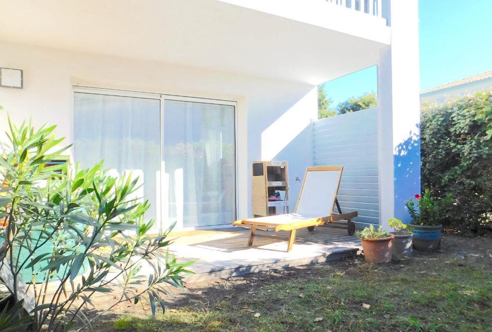 Joli T3 avec terrasse et jardin